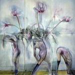 Dance I, pastel, 1981 size unknown