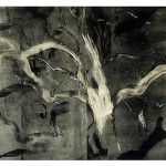 Live Oak, 1987, monotype on paper, 36 x 41.5/8 inches