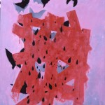 When The Birds Knew, 2006, acrylic on canvas, 30x26 inches